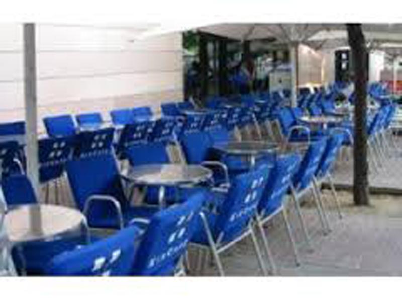 Cojines para la terraza toldos taial - Cojines para sillas terraza ...