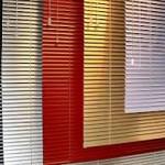 Cortinas venecainas de aluminio o madera