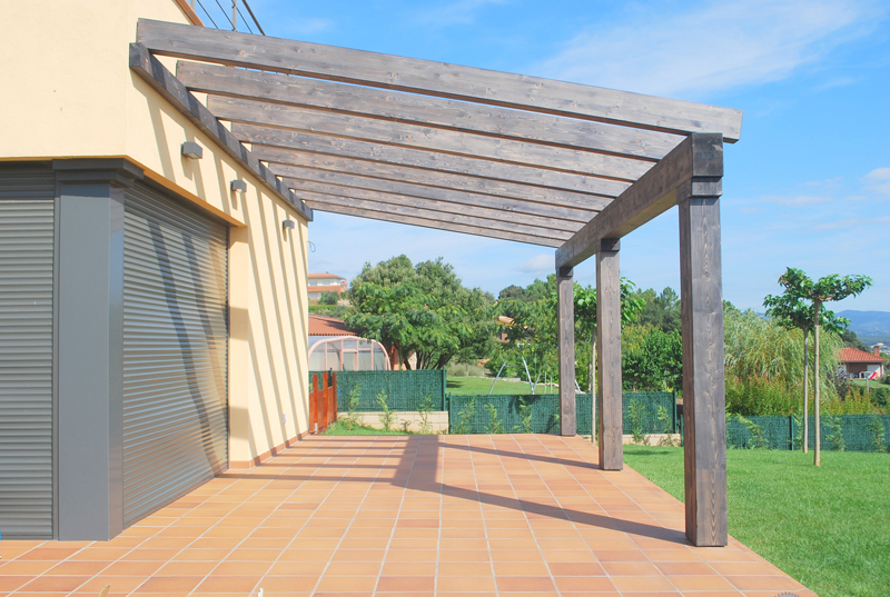 Wood Pergola Awnings Taial 224
