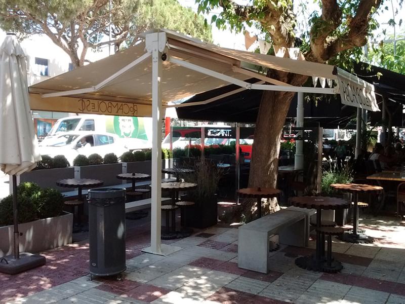 Abri taial awnings canopies - Toldos taiala ...