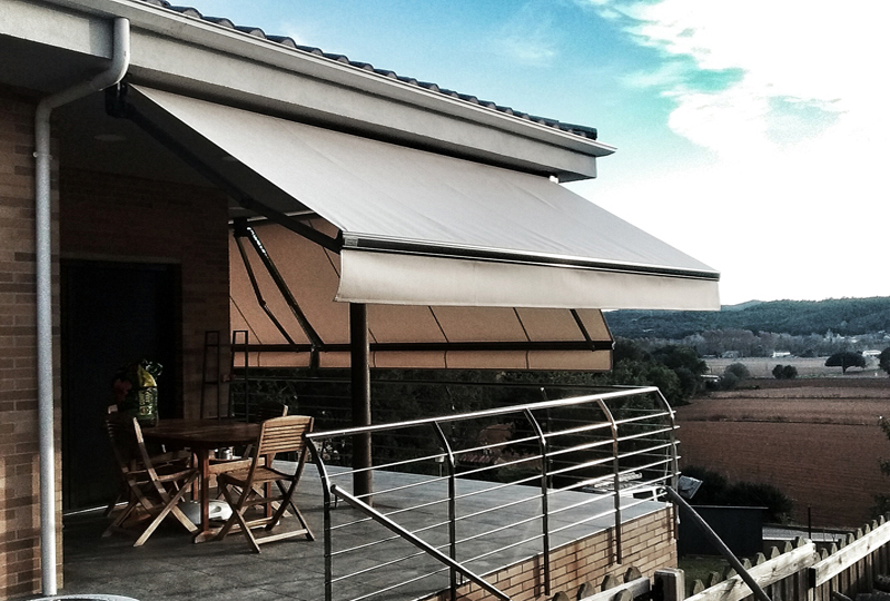 Swing Arm Taial Awnings Canopies