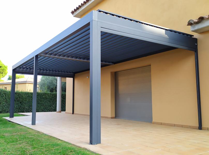 terrazas bioclimáticas en Girona